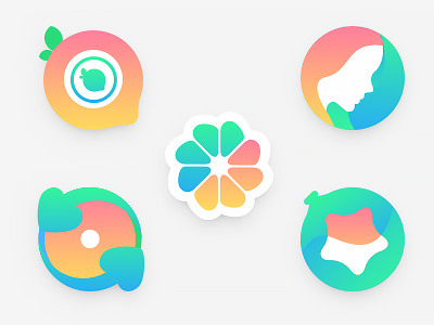 Icon design of MeetYou
