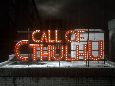 Call Of Cthulhu Series Intro