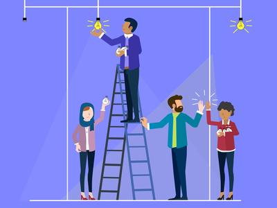 Effective Teamwork - Style Frame