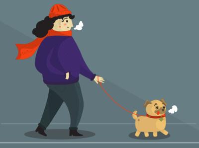 Walking Dog - StyleFrame