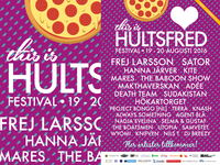 This is Hultsfred - Festival Poster