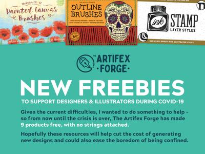 New Artifex Forge Freebies