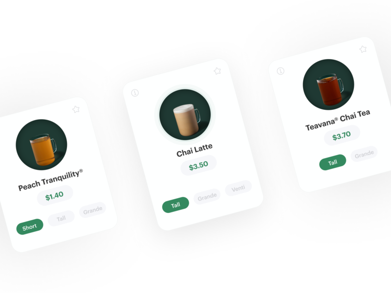 Starbucks GO Layout Concept