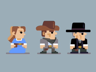 Westworld characters