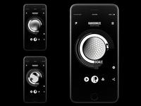 Randomize App Design - Scale setting