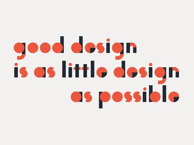 Big John PRO - Good Design typography typeface randomize motion lucin lettering ion graphic font animation animated