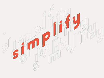 Big John PRO - Simplify typography typeface randomize motion lucin lettering ion graphic font animation animated