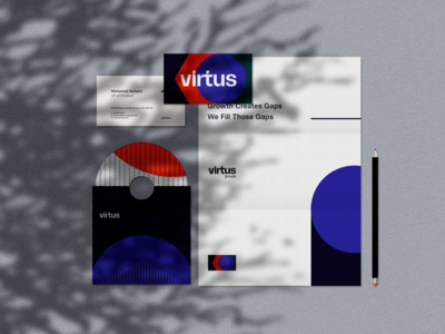 Virtus Groups Stationery
