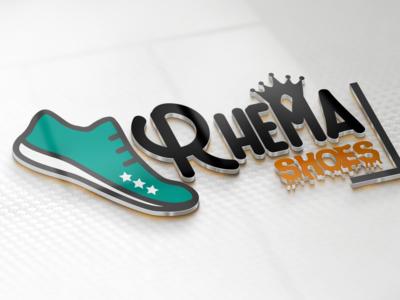 Branding Logo for Rhema Shoes