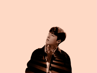 Double Exposure - Jang Ki Yong