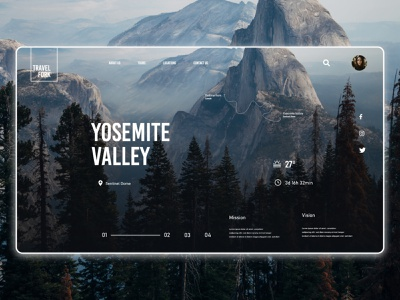 Travel Website UI UX Design mobile app design ux ui app design website webdesign mockup uiux mockups