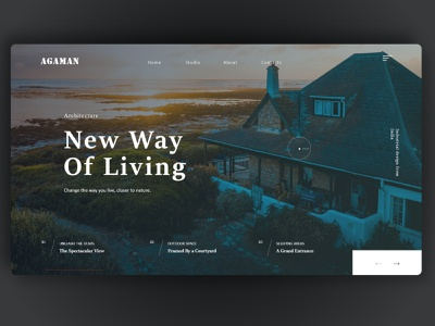 Real Estate Architect  Website mockup mobile app design ux illustrator mockups design webdesign ui app uiux logo