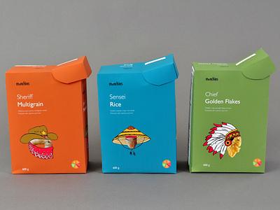 cereal packaging design packaging design packaging packagedesign brochure design brochure icon animation logo