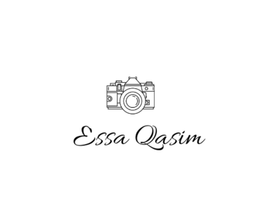 Photography minimalist logo