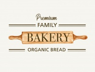 logo symbol bakery template 83728 110