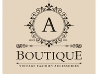 vintage boutique logo 1057 438