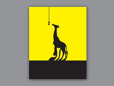 زرافه animal art animals animal تایپوگرافی hosein mansouri قطره طراحی design طراحی گرافیک hosman design graphic designer graphic design designdrop typography giraffes giraffe زرافه