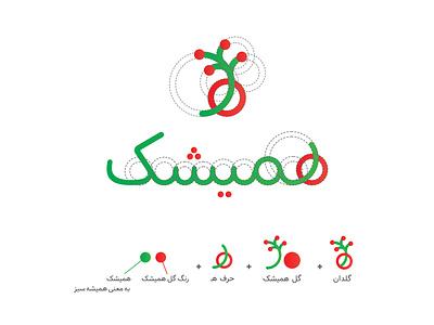 Hamishak Logo Design Concept logodesign logo design logotype logo branding design branding brand برندینگ برند hosman hosman7 hosein mansouri graphic designer graphic design design designdrop hosman design قطره طراحی طراحی گرافیک