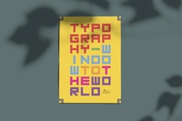 Typography - Window To The World