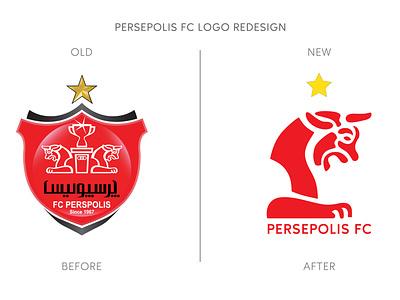 Persepolis Logo Redesign persepolis گرافیک دیزاین گرافیک logodesign logo design logo branding قطره طراحی طراحی گرافیک hosman design hosman hosein mansouri graphic designer graphic design designdrop design