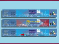 Dribbble, Behance, twitter,linkedin, facebook banner design