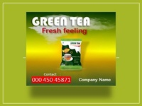 Social media,  billboards, web sites animated banner Ads