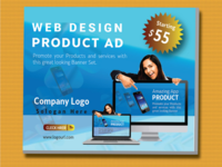 Online Advertising banner