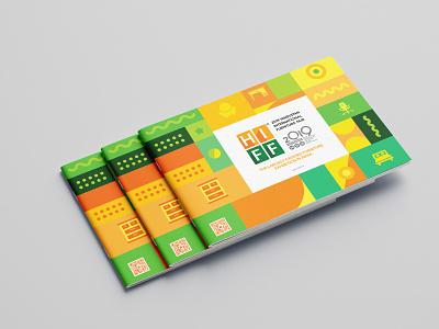 Landscape Brochure Mockup branding design