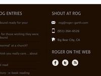 Roger-Garth Footer