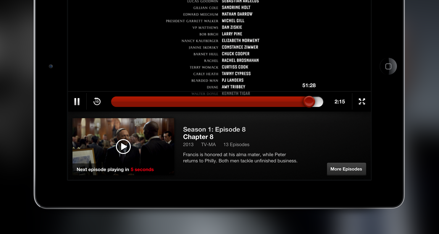Netflix postplay full