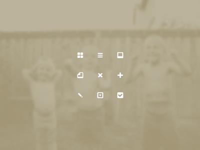 Photeasy Icons