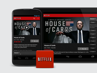 Netflix Android v3