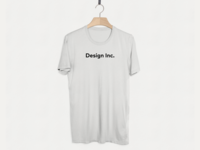 Design Inc. Swag