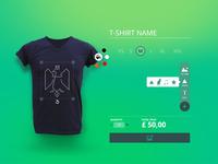Day 015 - T-shirt Creator