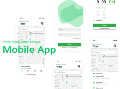 Night Shutter Service App