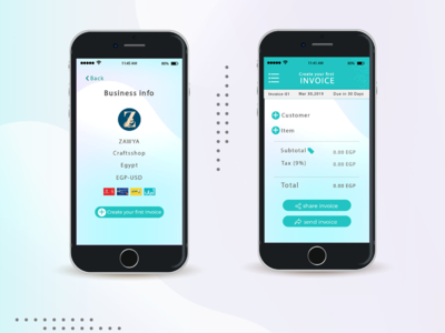 Elements Mobile App.