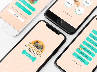 Hachiko Mobile App.