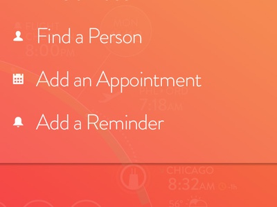 RoundTrip - Travel Itinerary App ui travel user interface flight calendar roundtrip