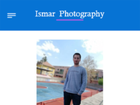 Ismar Photography Mobile version