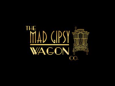 The Mad Gipsy Wagon Co. Logo