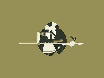 Greek Olive Oil graphic flat vector logo illustrator design illustration hoplit athens sparta oil olive greek