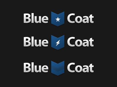 Blue Coat Logo Redesign logo