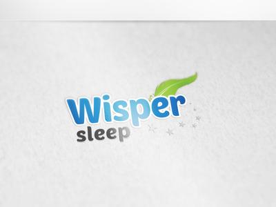Wisper Sleep Logo