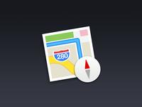 OS X Maps