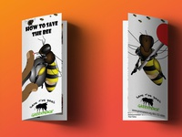 Save The Bees Mock Up