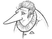 English alphabet illustrations (free download)