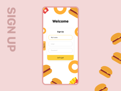 Sign up | UI Daily