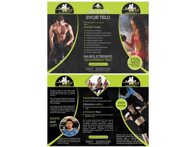 Flyer Personal Trainer