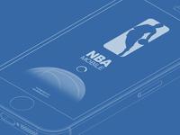 Nba Mobile Wireframe