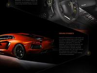 Lamborghini Aventador Lp 700 4